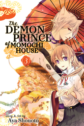 The Demon Prince of Momochi House, Volume 3