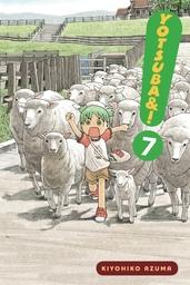 Yotsuba&!, Vol. 7