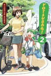 Yotsuba&!, Vol. 2