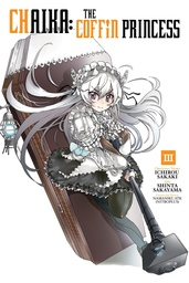 Chaika: The Coffin Princess, Vol. 3