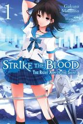 Strike the Blood Light Novel