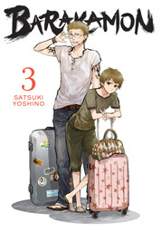 Barakamon, Vol. 3