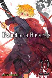 PandoraHearts, Vol. 22