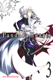 PandoraHearts, Vol. 3