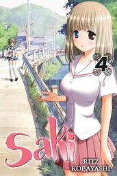Saki, Vol. 4