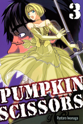Pumpkin Scissors Volume 3