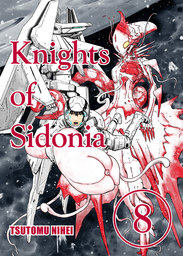 Knights of Sidonia 8