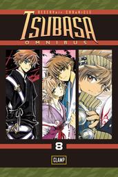 Tsubasa Omnibus 8
