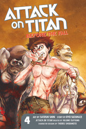 Attack on Titan: Before the Fall 4
