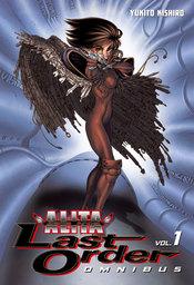 Battle Angel Alita: Last Order Omnibus