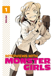 Interviews with Monster Girls Volume 1