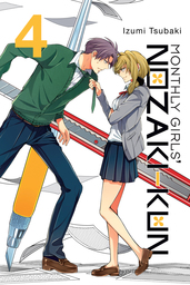 Monthly Girls' Nozaki-kun, Vol. 4