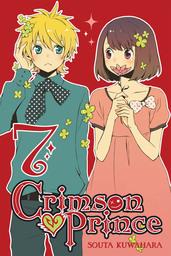 Crimson Prince, Vol. 7