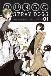 Bungo Stray Dogs Manga