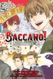 Baccano! manga