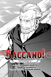 Baccano!, Chapter 9 (manga)