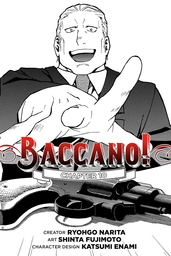 Baccano!, Chapter 10 (manga)