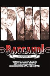 Baccano!, Chapter 13 (manga)