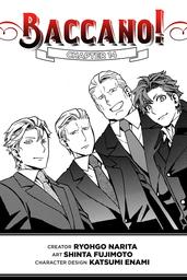 Baccano!, Chapter 14 (manga)