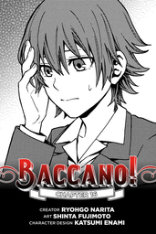 Baccano!, Chapter 16 (manga)