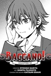Baccano!, Chapter 16 (manga)