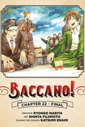 Baccano!, Chapter 22 (manga)
