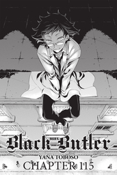 Black Butler, Chapter 115
