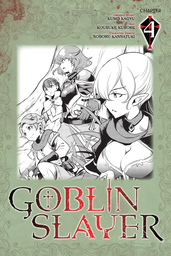 Goblin Slayer, Chapter 4 (manga)