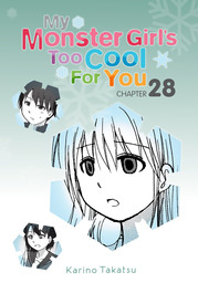 My Monster Girl's Too Cool for You, Chapter 28