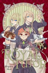 The Royal Tutor, Chapter 25