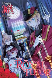 The Royal Tutor, Chapter 36