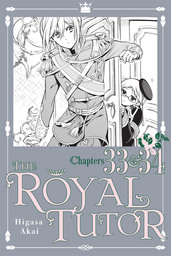 The Royal Tutor, Chapter 33 & 34