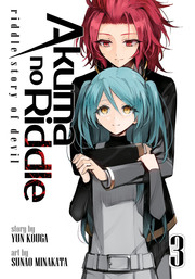 Akuma no Riddle Vol. 03