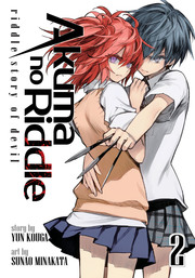 Akuma no Riddle Vol. 02