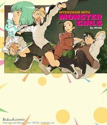 Interviews with Monster Girls Volume 1 [Bonus Item]