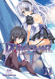 Dragonar Academy Vol. 11