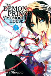 The Demon Prince of Momochi House, Volume 8
