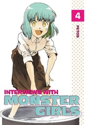 Interviews with Monster Girls Volume 4