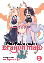 Miss Kobayashi's Dragon Maid Vol. 03