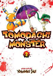 Tomodachi x Monster Vol. 2