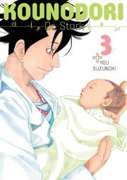 Kounodori: Dr. Stork Volume 3
