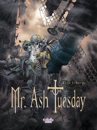 Mr. Ash Tuesday - Volume 2 - The Charon Telescope