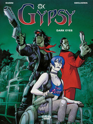 Gypsy - Volume 4 - Dark Eyes
