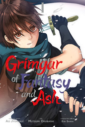 Grimgar of Fantasy and Ash Manga
