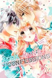 Aoba-kun's Confessions Volume 4
