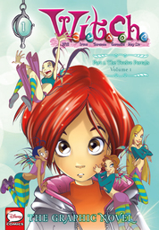 W.I.T.C.H.: The Graphic Novel