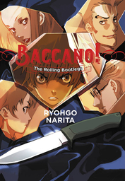 Baccano! Light Novel