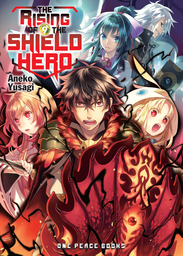 The Rising of the Shield Hero Volume 9