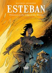 Esteban - Volume 4 - at the Edge of the World