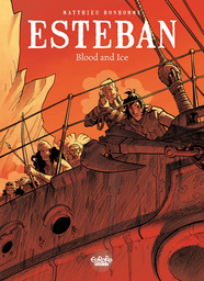 Esteban - Volume 5 - Blood and Ice